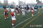 2009春 小中学生フットボールスクール
